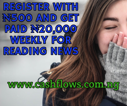 CASHFLOWS GET PAID FOR READING NEWS