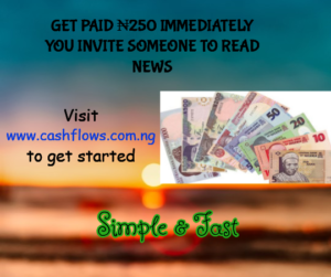 cashflows how to invite someone to read news