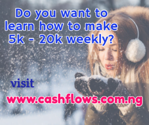 cashflows learn how to make money