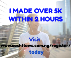 cashflows sponsored post for 8th may