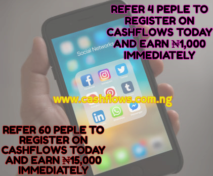 cashflows sponsored posts for 12th may