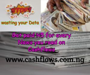 cashflows stop wasting your data