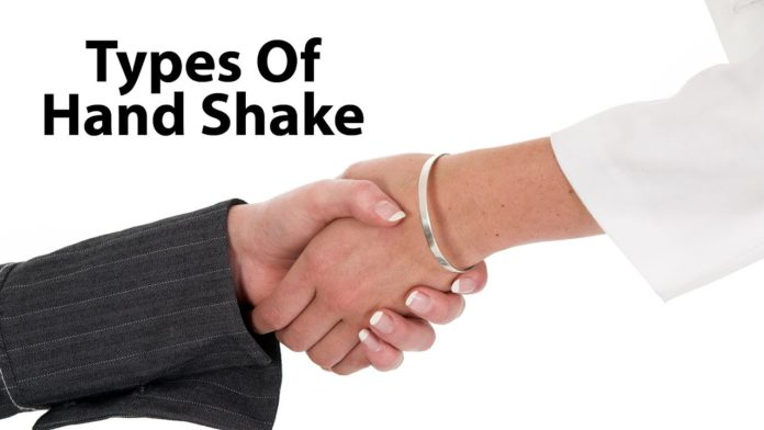 types of handshakes