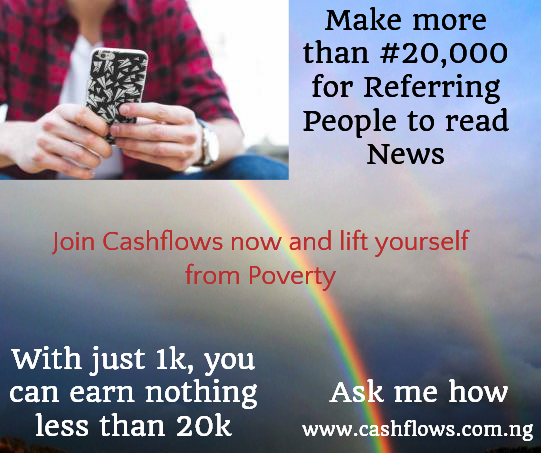 cashflows lift yourself from poverty