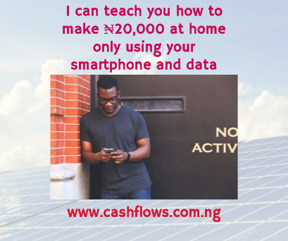 cashflows smartphone and data